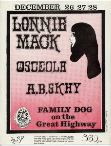Osceola-FamilyDog-December26-28,1969-poster