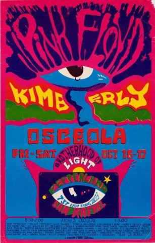 Pink Floyd and Osceola
