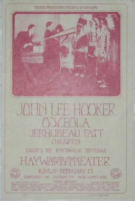 John Lee Hooker and Osceola