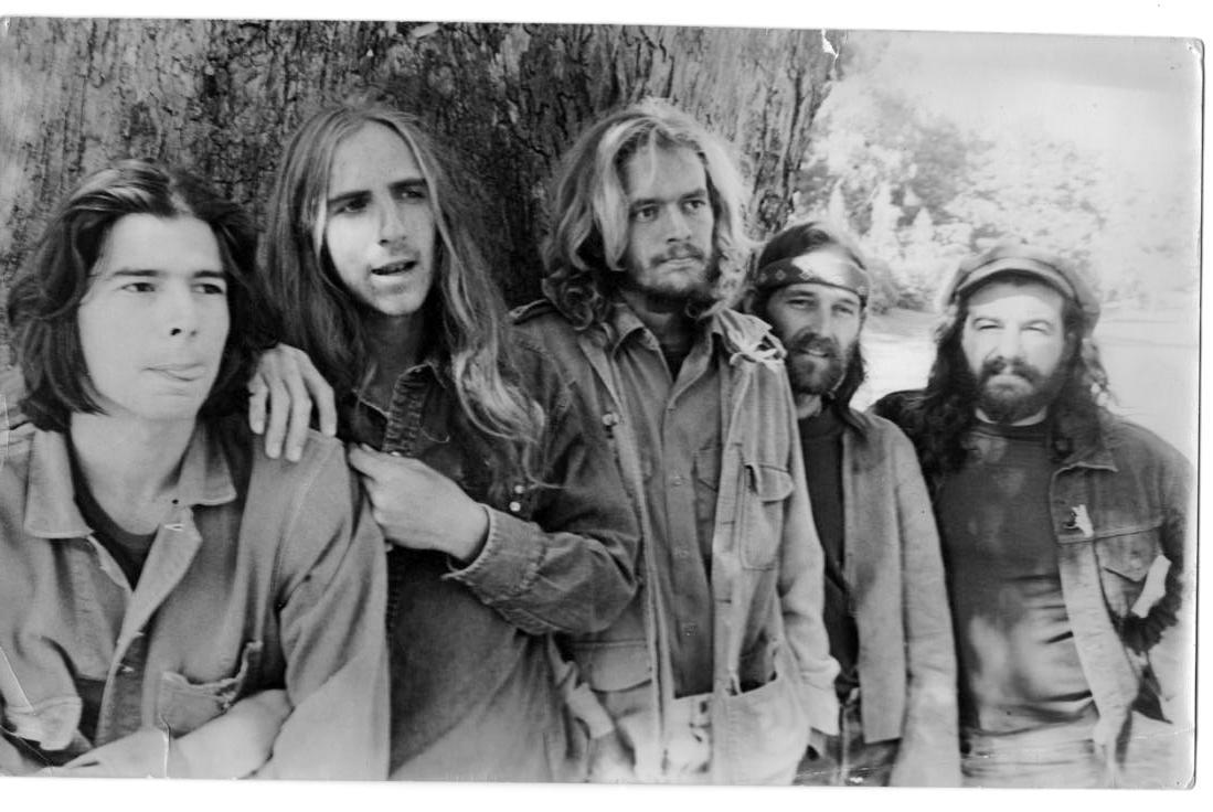 Osceola Band in S.F. Golden Gate Park