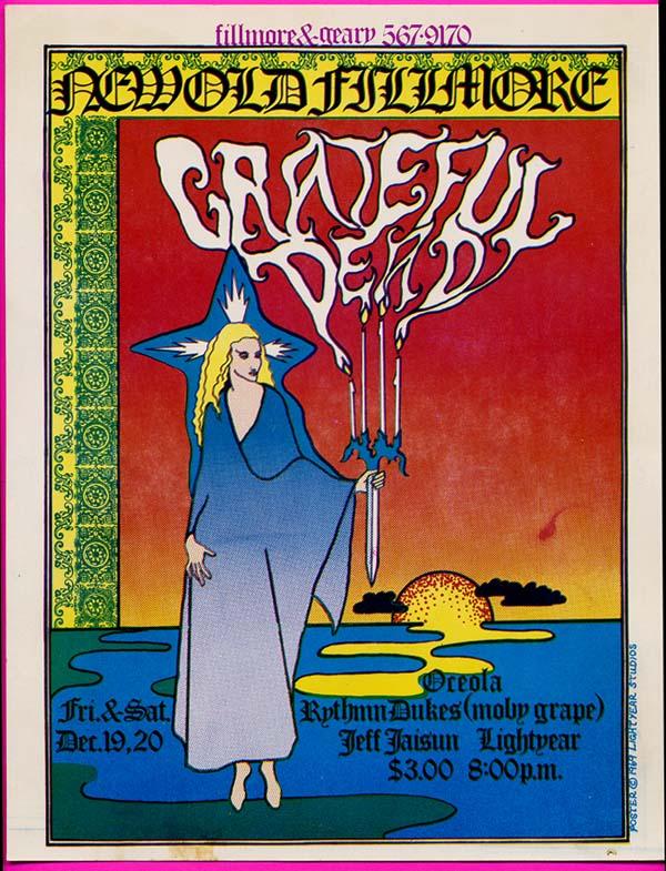Osceola-NewOldFillmore-December20-21,1969-poster